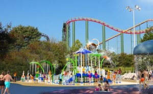 14217_01 Kings Dominion - Spray Pad