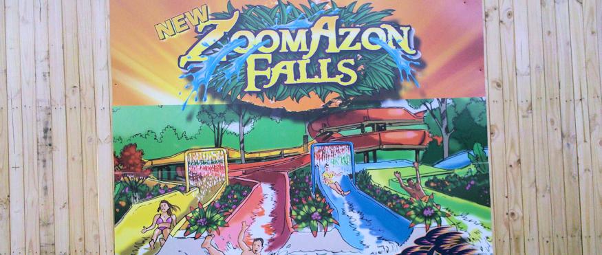 Zoomazon Falls
