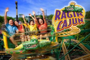 SIX FLAGS ENTERTAINMENT CORPORATION RAGIN CAJUN