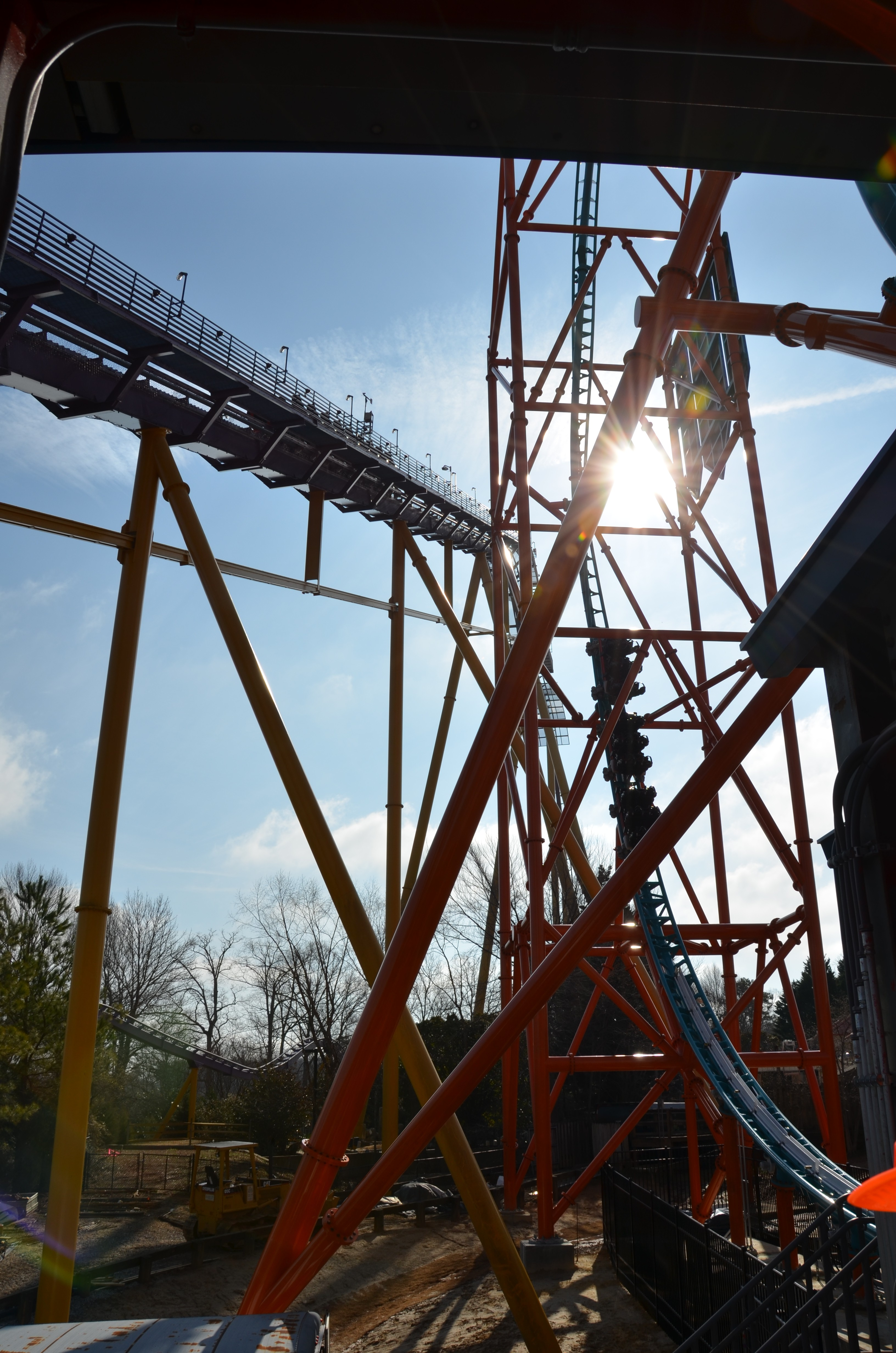 Busch Gardens Announces Tempesto Thrill Coaster That Features Multiple Launch Elements Ace Mid