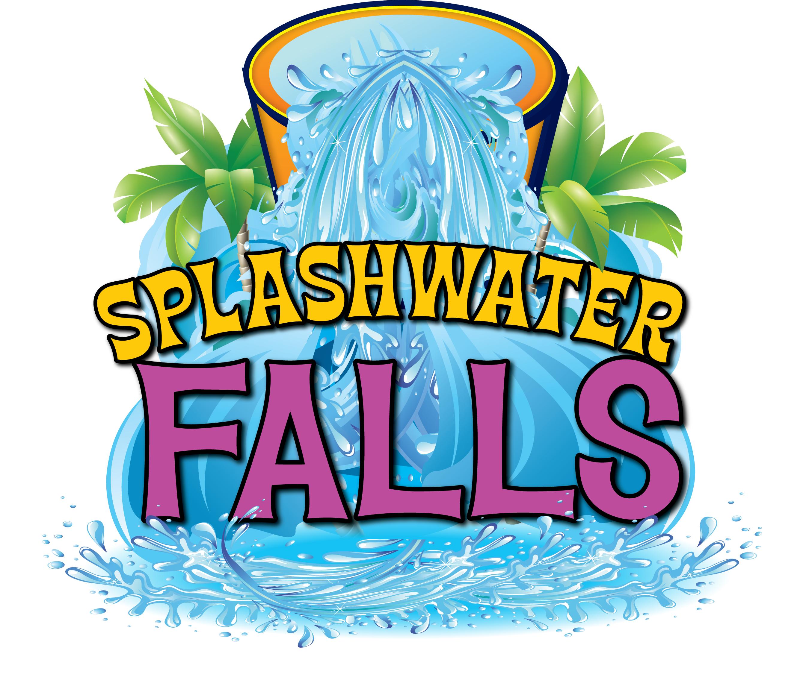 Splashwater Falls Logo