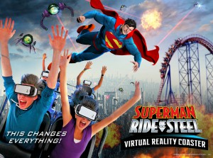 SFAM VR Superman Key Art